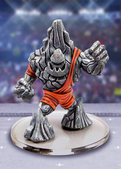 rumbleslam miniature granite