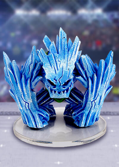 rumbleslam miniature ice
